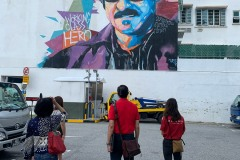 From Streets To Galleries: Little India